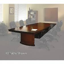 Boat Shaped Boardroom Table Sorrento 10 U0027 Rectangular Or Boat Shaped Conference Table