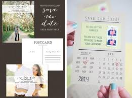 Postcard Save The Dates 15 Free Printable Save The Dates Southbound Bride