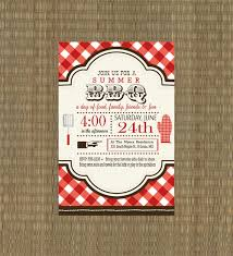 Party Invitation Cards Designs 23 Barbecue And Picnic Invitation Card Designs To Inspire You