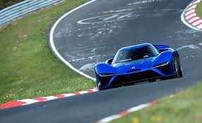 koenigsegg nurburgring the electric nio ep9 claims new nurburgring lap record of 6 45 90
