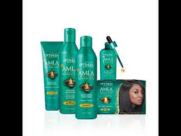 alma legend hair products product review optimum amla legend hair line youtube