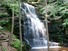 Louisiana waterfalls images Bushkill falls niagara of pennsylvania poconos pet friendly jpg