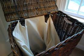Make A Laundry Hamper by Craftaholics Anonymous Laurndry Hamper Liner