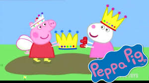 peppa pig cuckoo clock pretend friend season 2 episode 15 16
