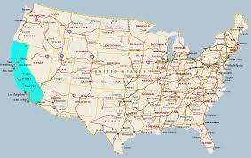 california map in us us map california cities california railway map thempfa org