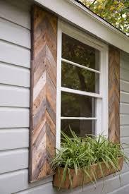 best 25 rustic shutters ideas on farmhouse decor
