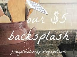 cheap backsplash ideas for the kitchen cheap backsplash ideas for kitchen home design photo gallery