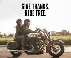harley davidson on today and everyday we re grateful