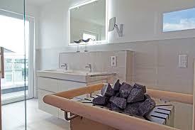 badezimmer doppelwaschbecken ferienwohnung ostseeresort olpenitz sturmvogel