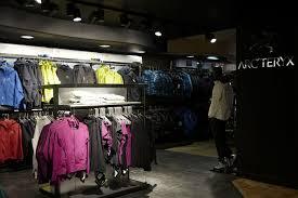 brand new shop in shop in covent garden news arc u0027teryx