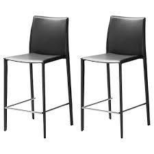 chaise de cuisine confortable tabouret bar confortable trendy des tabourets de bar sympa et