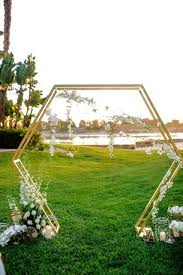 wedding arches to hire cape town hexagon arch wedding arches and arbours arch