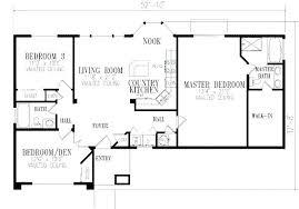 2 bedroom floor plan floor plan house 3 bedroom by homes ranch house plans 3 bedroom bath