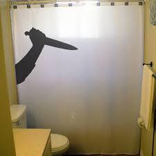 30 Weird And Wonderful Shower Curtains Fun Shower Curtains Psycho Knife Killer Halloween Shower Curtain Funny Shower