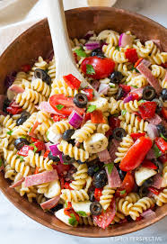 best salad recipes the best italian pasta salad recipe a spicy perspective