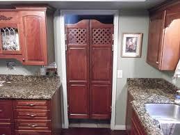 Interior Swinging Doors Length Oak Lattice Cafe Style Saloon Interior Doors 24 36