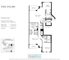 2 bedroom condo floor plans the palms floor plans luxury oceanfront condos in fort lauderdale