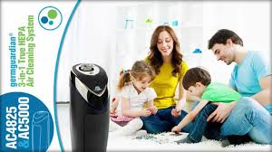 germ guardian ac4825 review is it best air purifier for pets