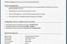 resume templates for freshers free download resume format freshers engineers free download