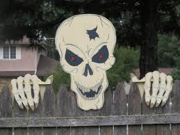 halloween signs for yard homemade outdoor halloween yard decorations halloween large