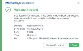 ending to a cover letter exosrv com an ad server for sites tops malwarebytes