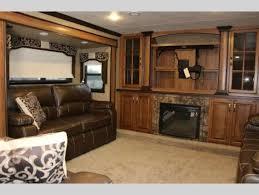 5th wheel front living room kz durango gold fifth wheel full time rv living for less