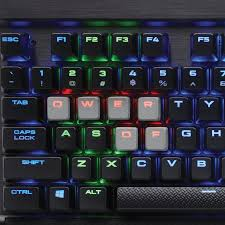 k65 lux rgb compact mechanical gaming keyboard u2014 cherry mx rgb red