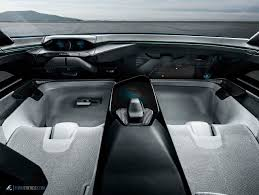 peugeot onyx interior peugeot instinct concept an autonomous car for driving enthusiasts