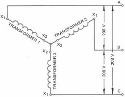 single phase transformer connections diagram wiring diagram