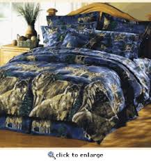 Wolf Bed Sets Wolf Themed Bedroom Wolf Song Comforter Set Review At Kaboodle