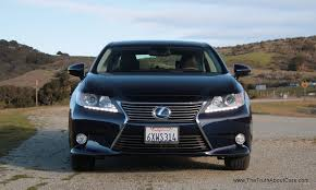 lexus es300h 2013 lexus es 300h hybrid review and road test youtube