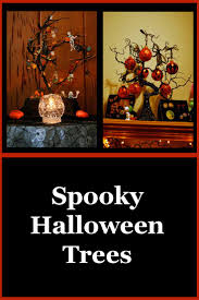 spooky halloween trees everythinghalloween net pinterest