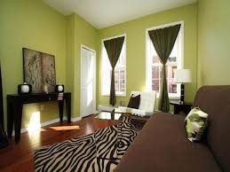 Neon Green Curtains by Bright Green Living Room With Nice Walls Sofa And Soft Rug Green