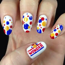 n y a n easter peeps nail nails nailart easter themed nails