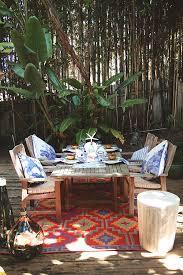Indoor Outdoor Rugs Amazon by Amazon Com Fab Habitat Lhasa Indoor Outdoor Rug Orange U0026 Violet