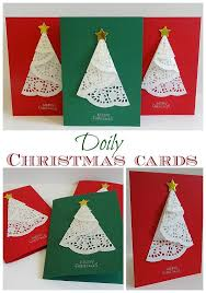 20 handmade christmas card ideas 2017