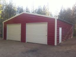 Carports And Garages Metal Sheds U0026 Metal Garages All Steel Northwest