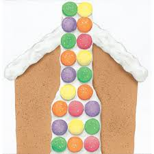 Ways To Decorate House For Christmas Gingerbread Houses Reference Guide Wilton