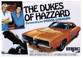 amazon com mpc 1969 general lee dodge charger model kit toys u0026 games
