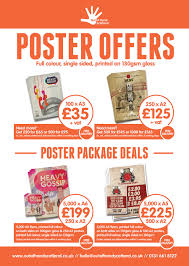 poster package deals out of scotland