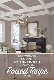 2017 colors of the year we u0027re thrilled about our 2017 color of the year poised taupe sw