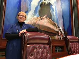Utah travel careers images After a trailblazing legal career justice christine durham hangs jpg