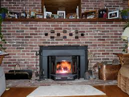 installing a block off plate with a heatform fireplace hearth