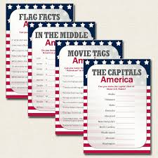 thanksgiving trivia games 4th of july games patriotic usa america quiz cards instant