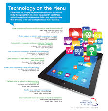 technology isn u0027t just for millennials national restaurant