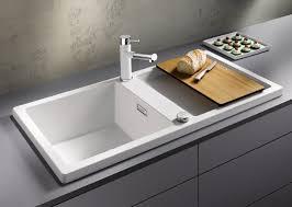 Stainless Steel Kitchen Sink Strainer - kitchen classy moen kitchen sinks blanco sink strainer drop in
