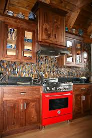 22 best red kitchens images on pinterest dream kitchens red