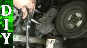 how to remove and replace the serpentine belt and tensioner