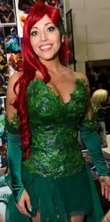Halloween Poison Ivy Costume Poison Ivy Costume Halloween Ideas