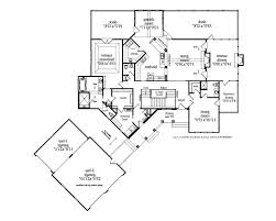 large 1 story house plans uncategorized 1 story house plans with angled garage with nice